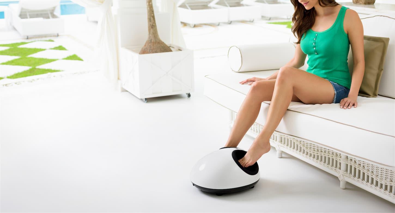meilleur appareil massage pied