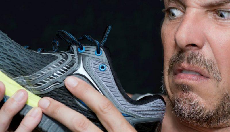 mauvaises odeurs dans les chaussures