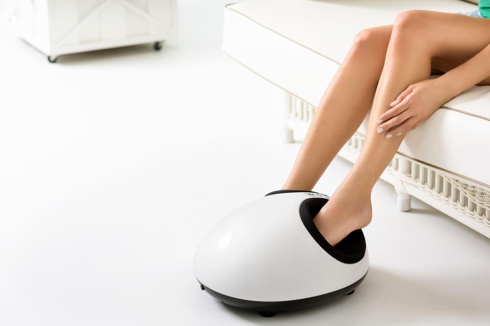 appareil massage pieds