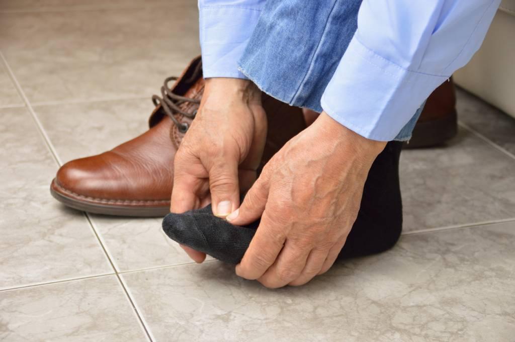 causes déformation pieds